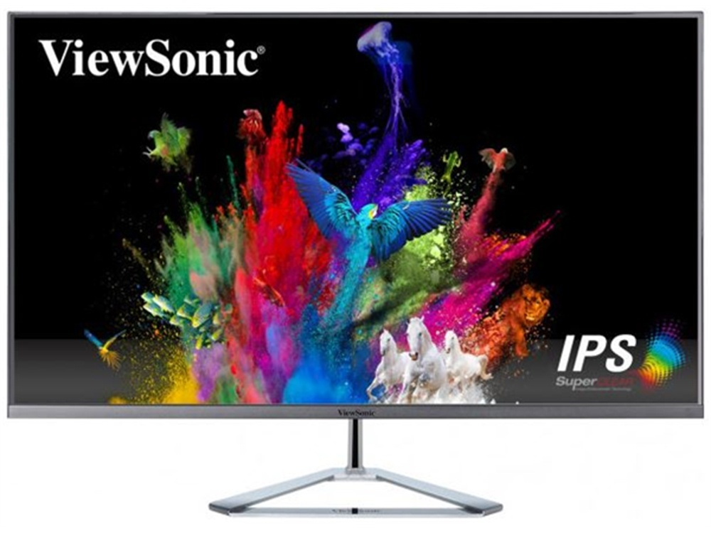 "Viewsonic VX3276-MHD 32"" 16:9 1920x1080 FHD IPS 4ms Monitor"
