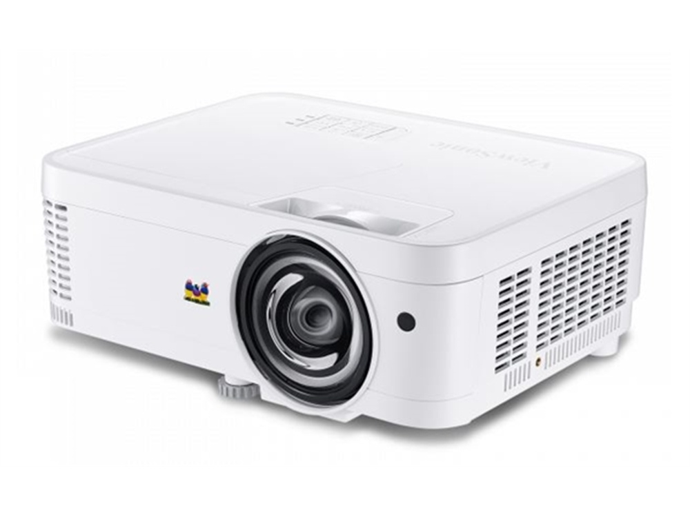 ViewSonic PS501X 1024x768 DLP Short Throw Projector (White)