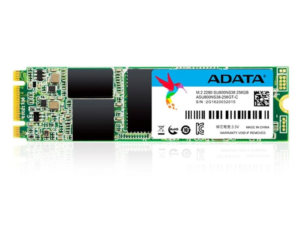 ADATA 256GB SU800 SATA M.2 2280 3D NAND SSD