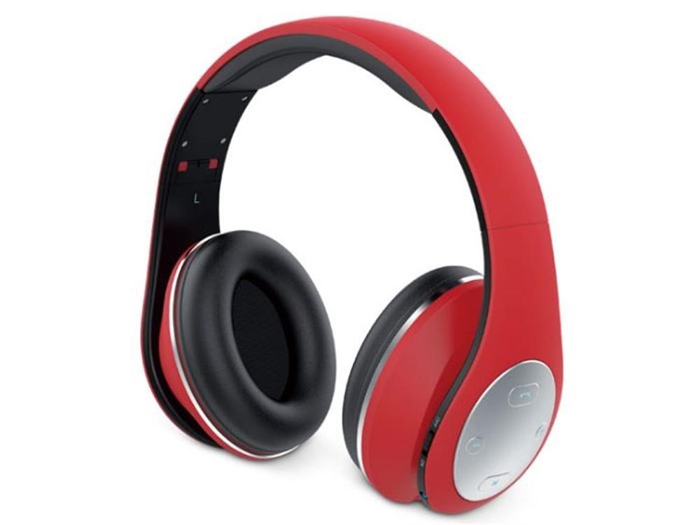 Genius HS-935T Bluetooth Headphones (Red)