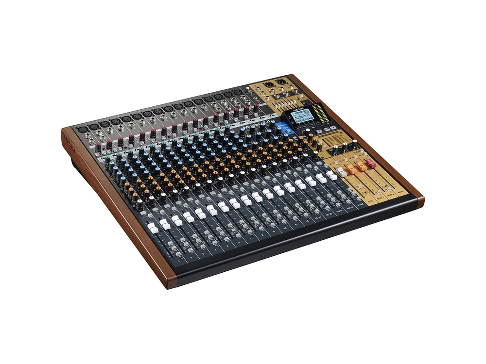 tascam model 24 digital mixer rubber monkey au. Black Bedroom Furniture Sets. Home Design Ideas