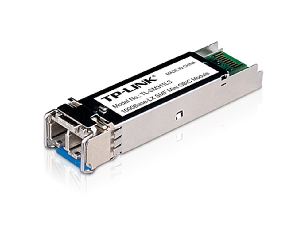TP-Link SM311LS Gigabit SFP Module Single-mode LC Interface