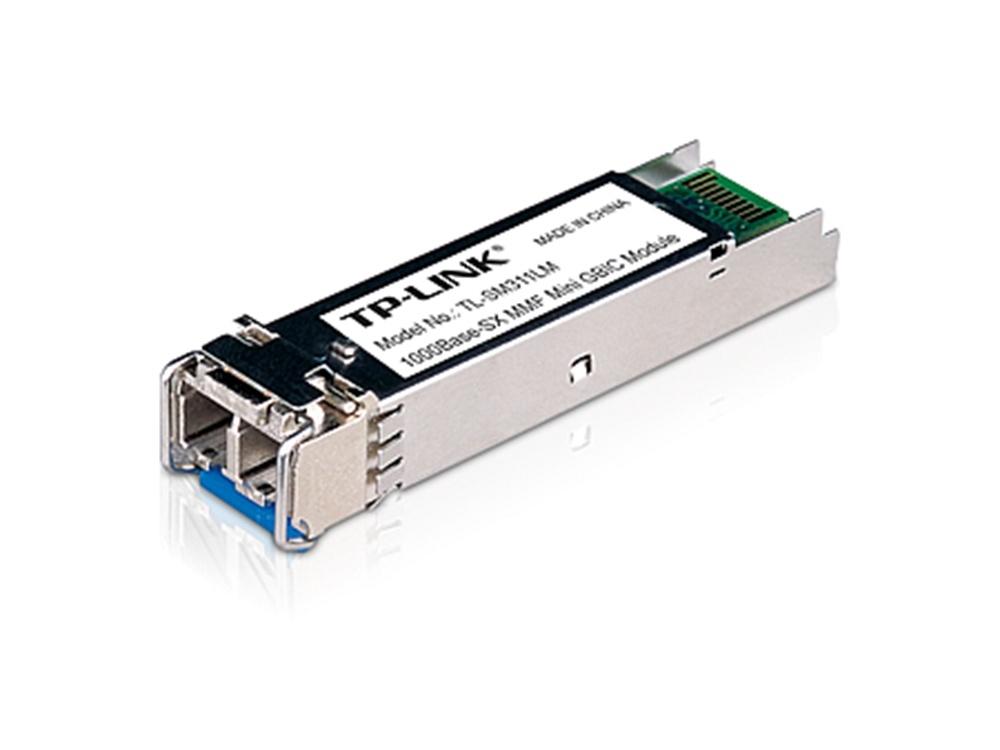 TP-Link SM311LM Gigabit SFP Module Multi-mode LC Interface