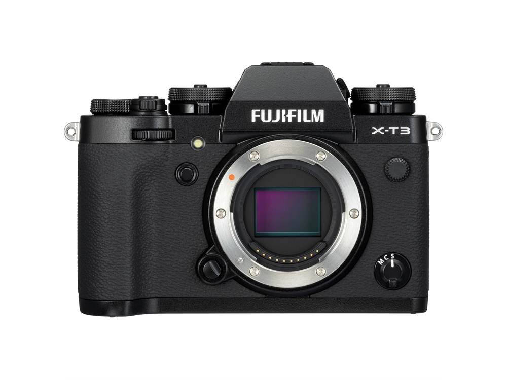 Fujifilm X-T3 Mirrorless Digital Camera (Body Only, Black)