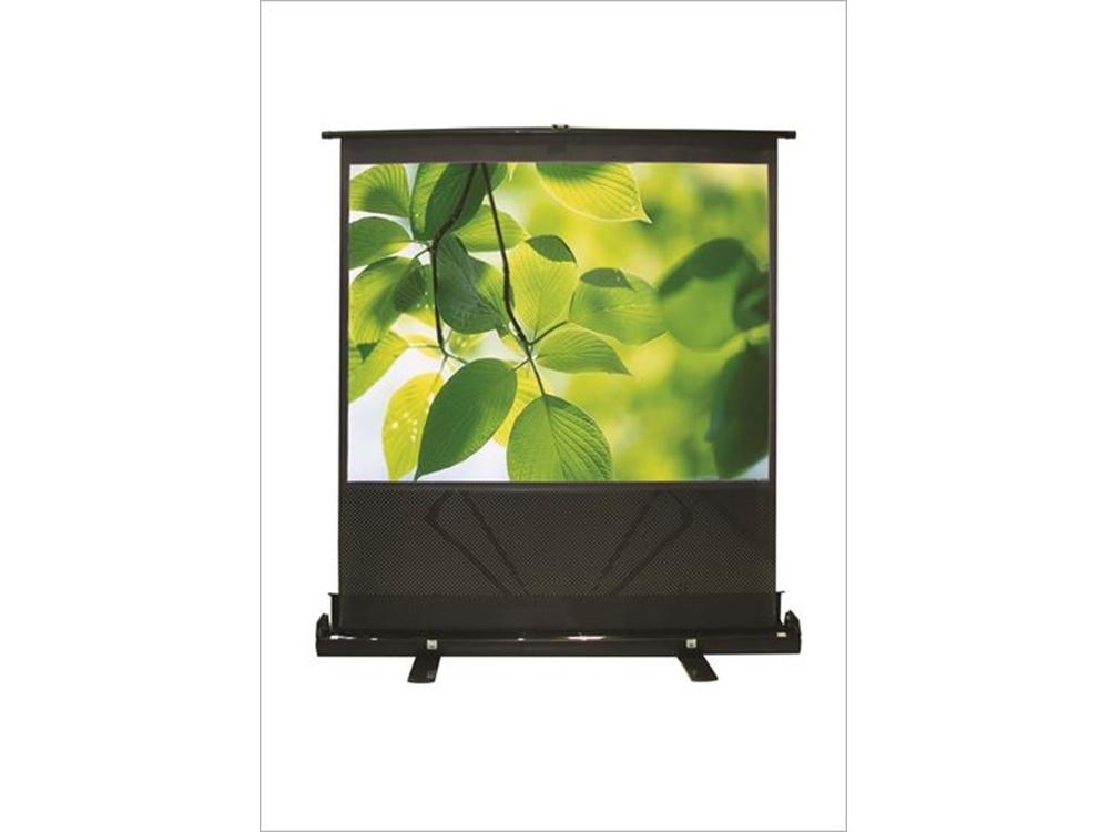 """BRATECK 100"""" Projector Screen Floor Stand"""