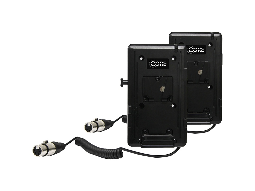 Core SWX Double V-Mount Plate Kit for Atomos Sumo