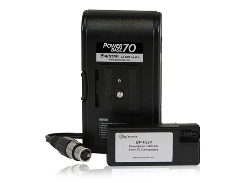 Core SWX PowerBase 70 Battery for Sony F3 and Panasonic GH4