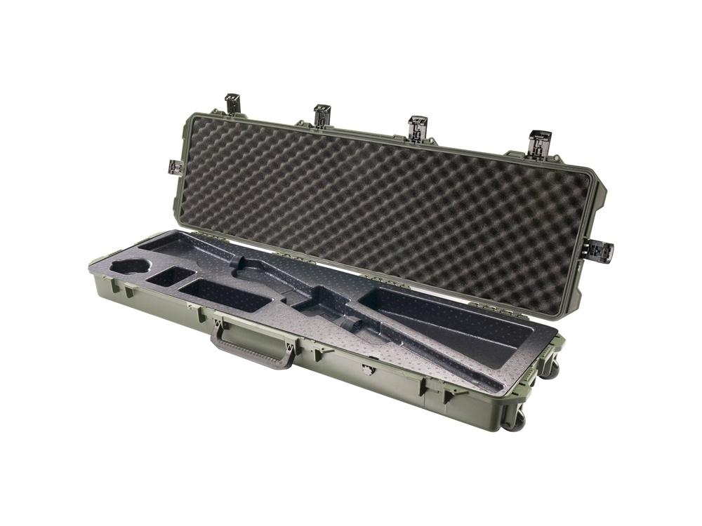 Pelican iM3300 Storm Shotgun Case with Molded Foam (Olive Drab Green)