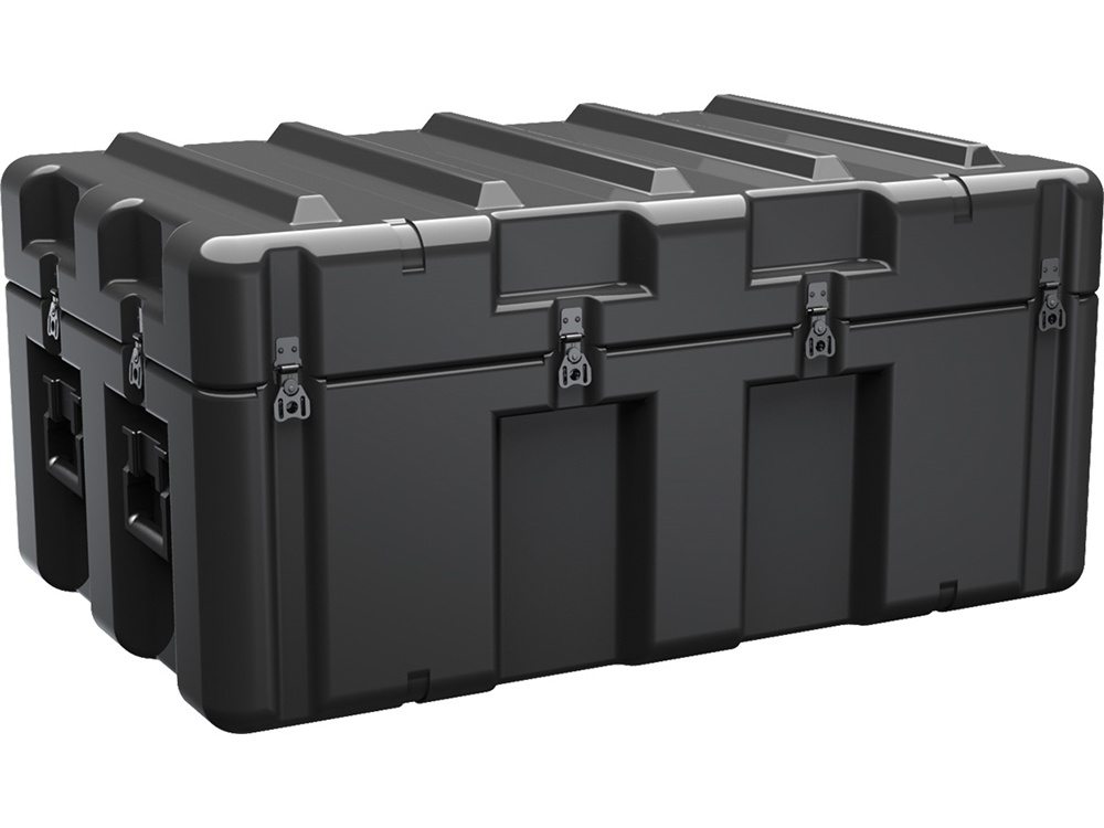 Pelican Hardigg AL4024-1305 Single Lid Case (Olive Drab Green, No Foam)