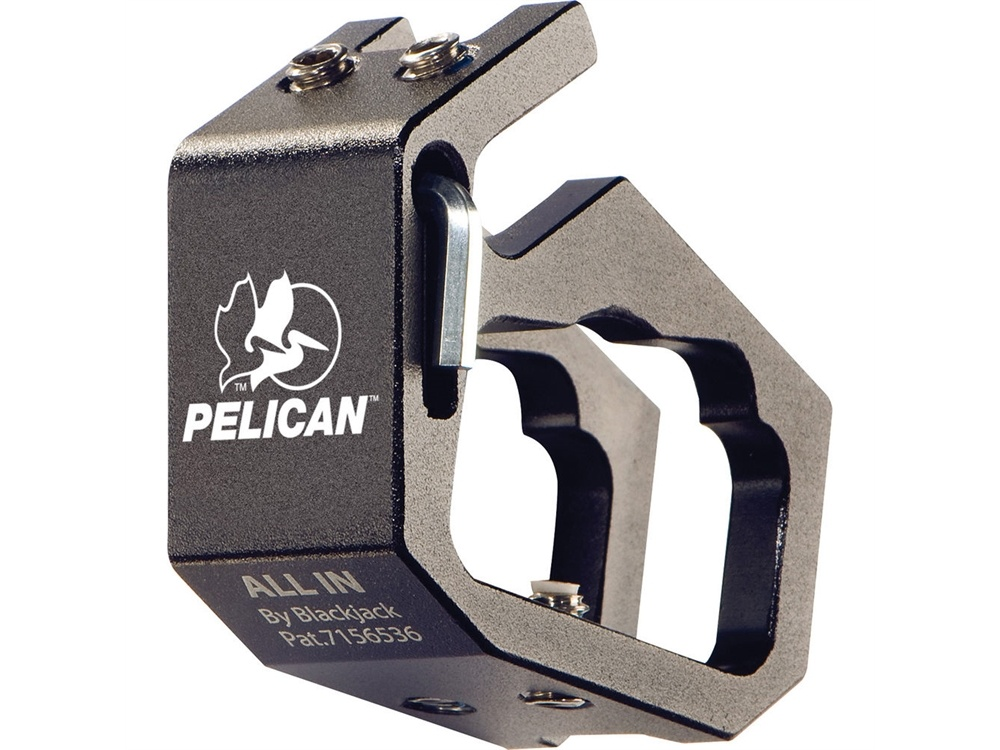Pelican 0782 All-In Helmet Light Holder for Pelican Flashlights