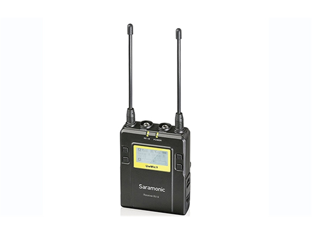 Saramonic RX9 96-Ch Digital UHF Wireless Receiver