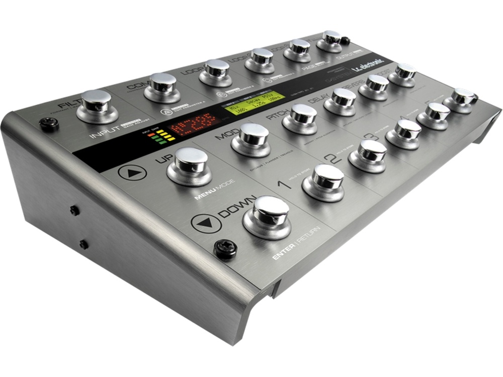TC Electronic G-System Effects Processor