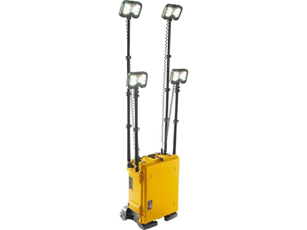 Pelican 9470M Remote Area Lighting System (Yellow)