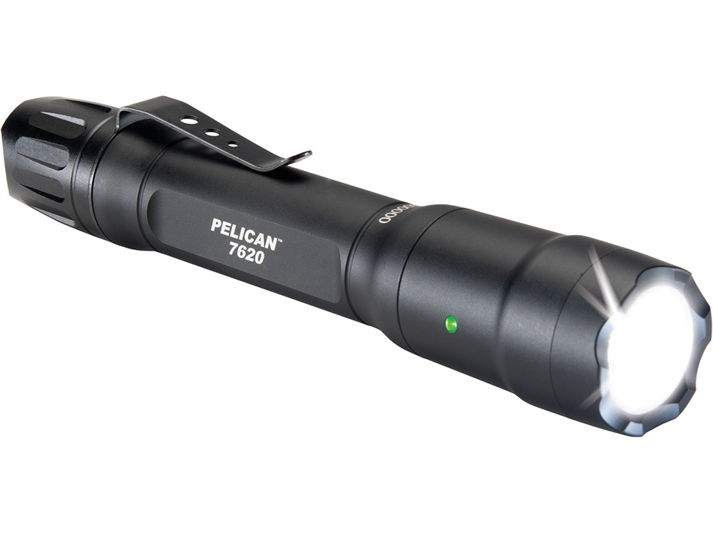Pelican 7620 Tactical Flashlight (Black)