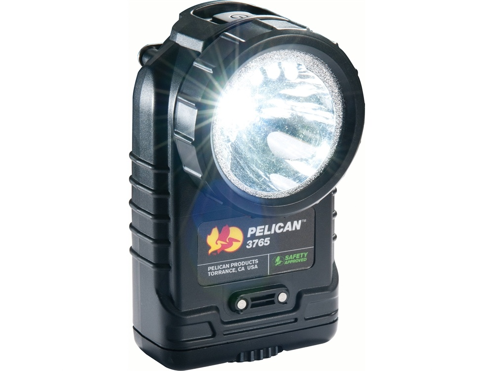 Pelican 3765 Right Angle Flashlight (Black)