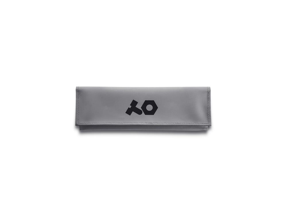 Teenage Engineering PVC Roll-Up bag for OP-Z (Grey)