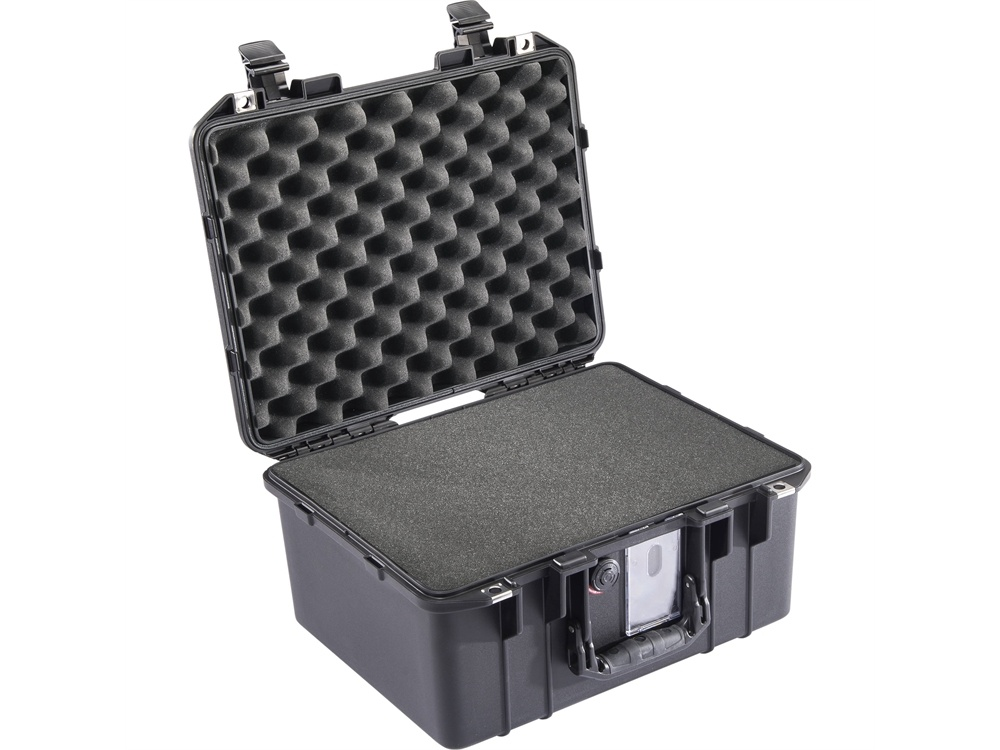 Pelican 1507WF Air Case with Pick-N-Pluck Foam (Black)