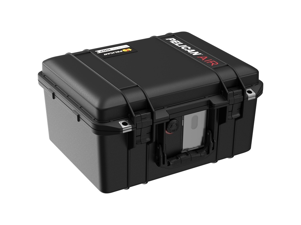 Pelican 1507NF Air Case without Foam (Black)
