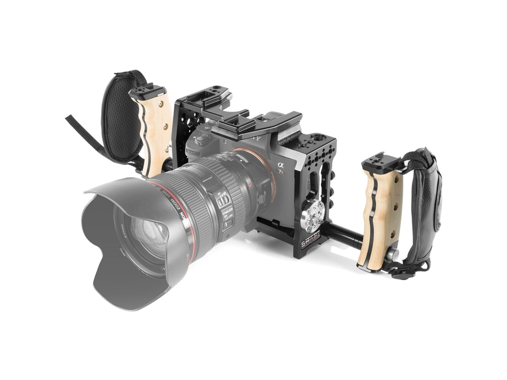 SHAPE Handheld Cage for Sony a7R III and a7 III Cameras