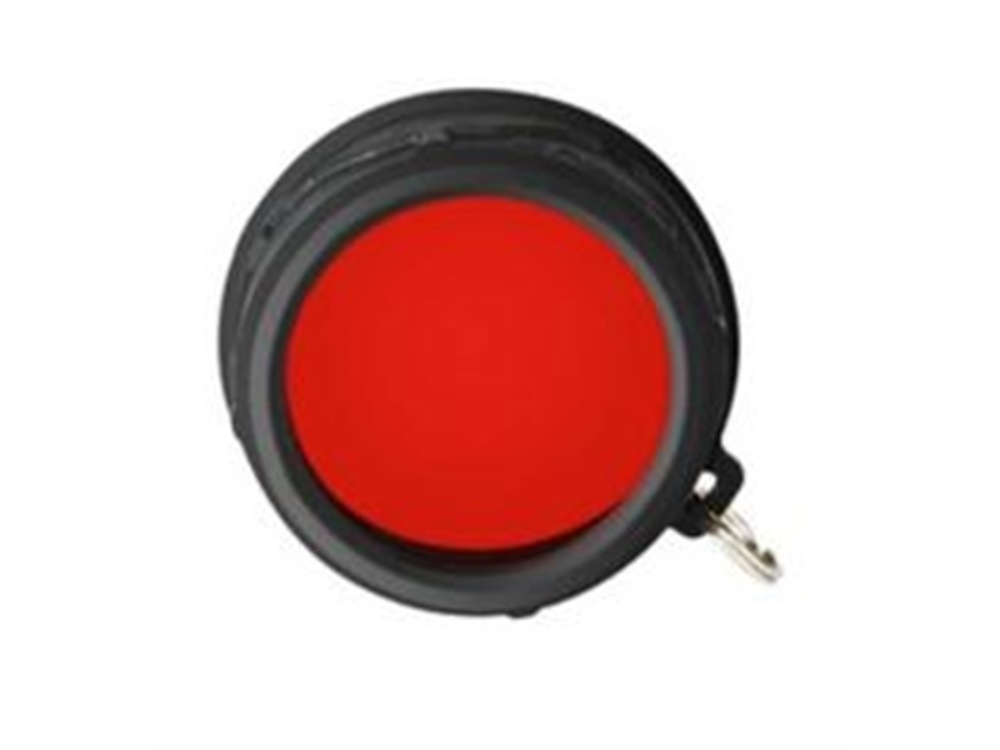 Klarus FT11X Flashlight Filter (Red)