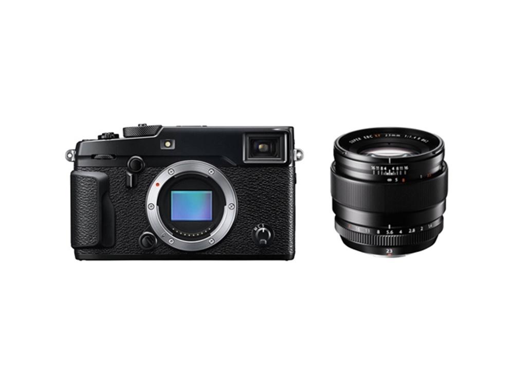 Fujifilm X-Pro2 Mirrorless Digital Camera with XF 23mm f/1.4 R Lens