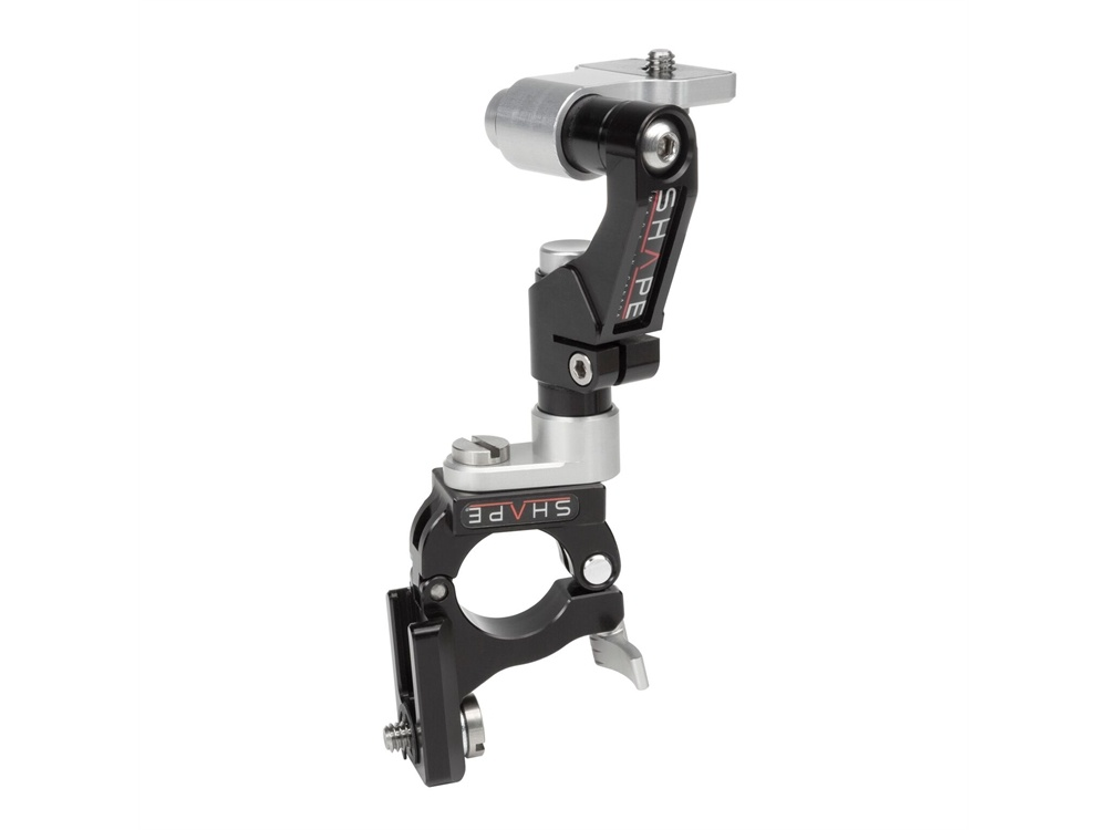 SHAPE 25mm Gimbal Clamp Holder and Push-Button Magic Arm