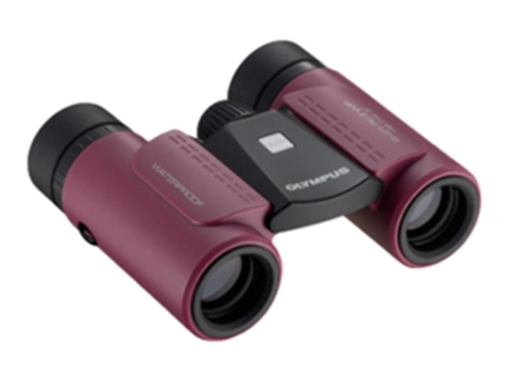Olympus 8x21 RC II WP Waterproof Binoculars (Magenta)
