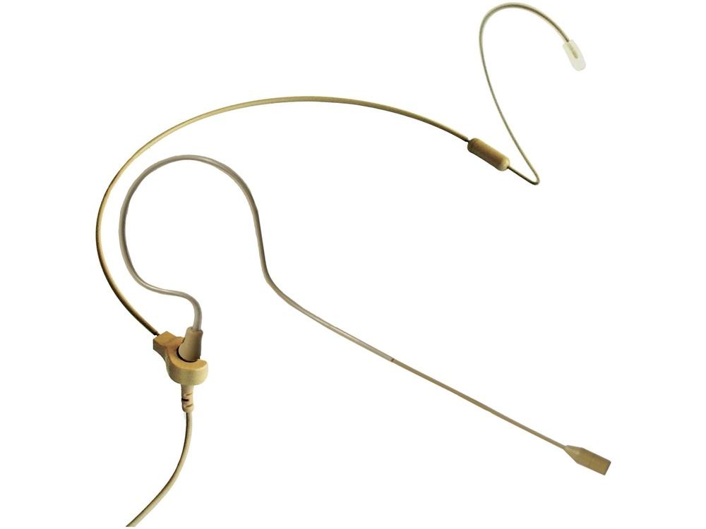 Point Source Audio CO-5w-Kit Waterproof Ear-Worn Omnidirectional Microphone (Beige)