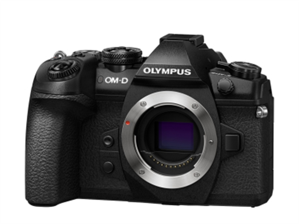 Olympus OM-D E-M1 Mark II Mirrorless Camera (Body Only, Black)