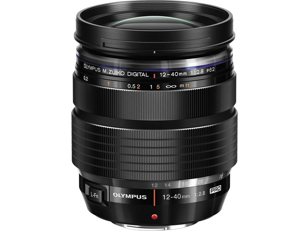 Olympus M.Zuiko 12-40mm f/2.8 PRO Lens (Black)