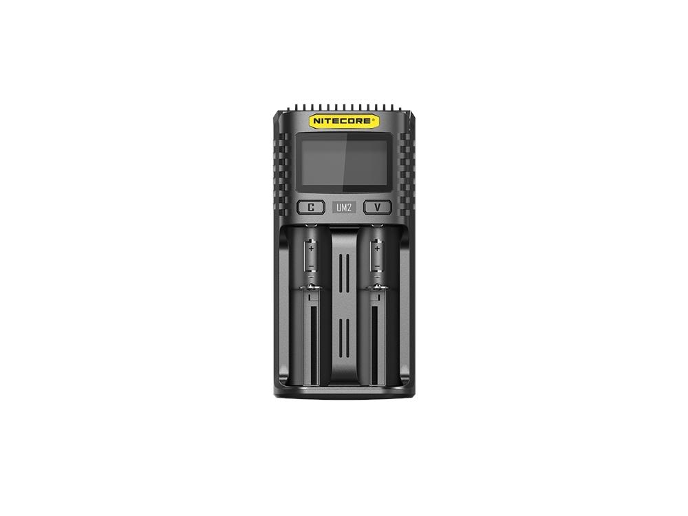 NITECORE UM2 Intelligent USB Dual-Slot Charger
