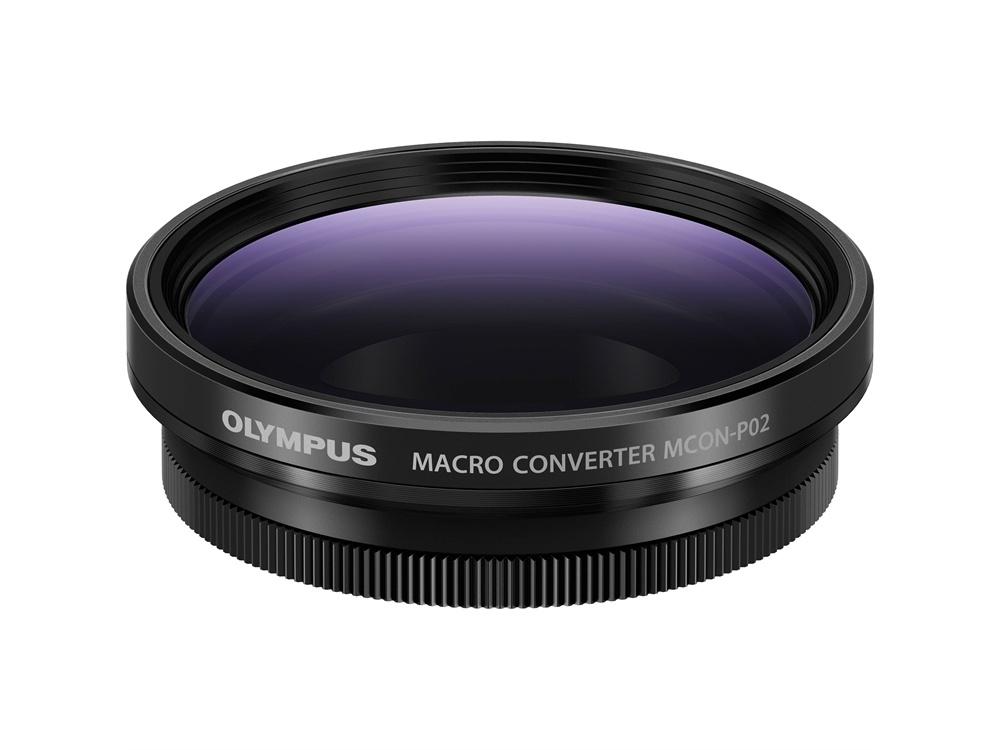 Olympus MCON-P02 Macro Converter for M.Zuiko 14-42mm f/3.5-5.6 Lens
