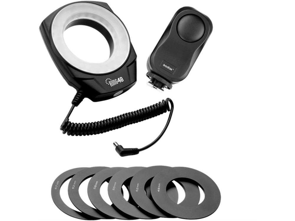 Godox RING48 Macro Ring LED Light