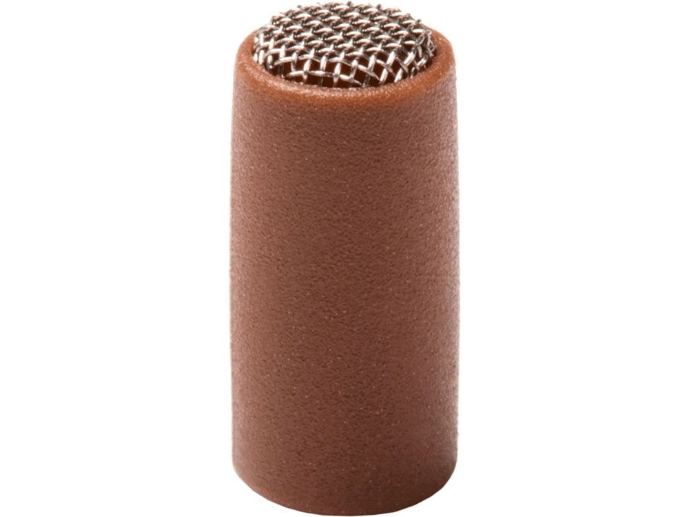 Point Source Audio Windscreen Cap for CO-8WL Lavalier Microphones (2-Pack, Brown)