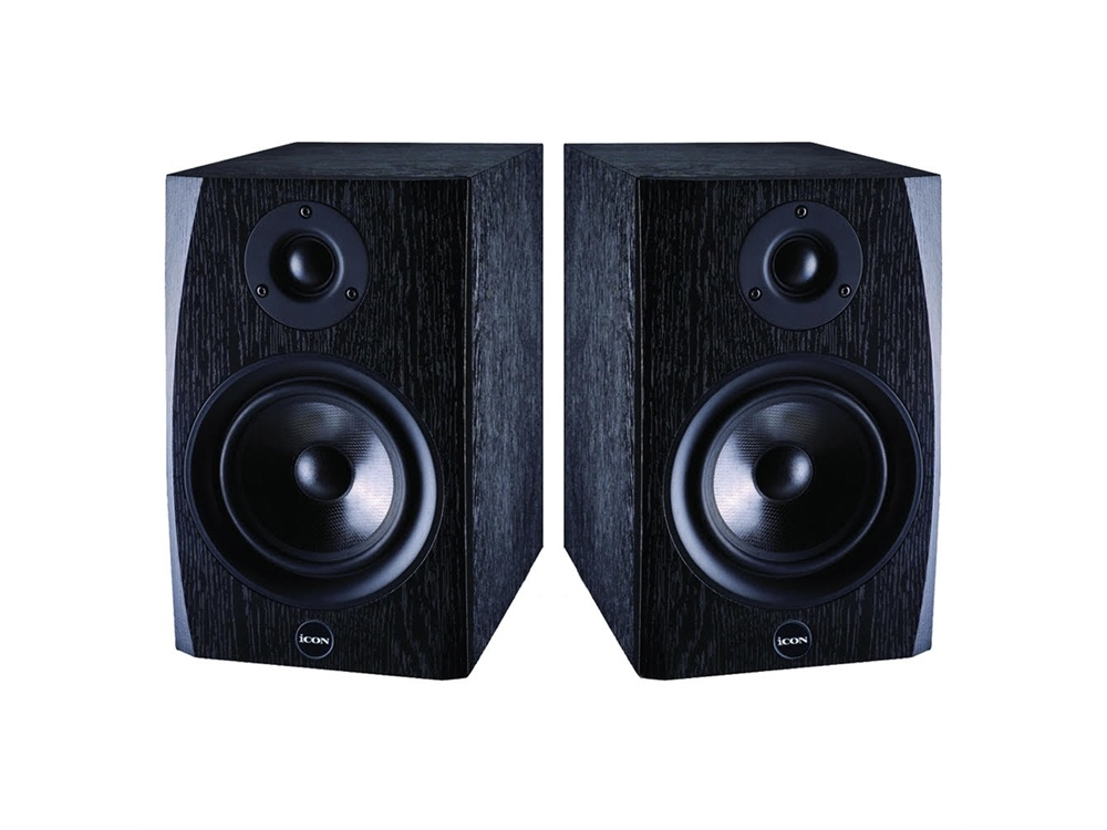 "Icon Pro Audio SX-5A 5.5"" Compact 2-Way Active Studio Monitors (Pair)"