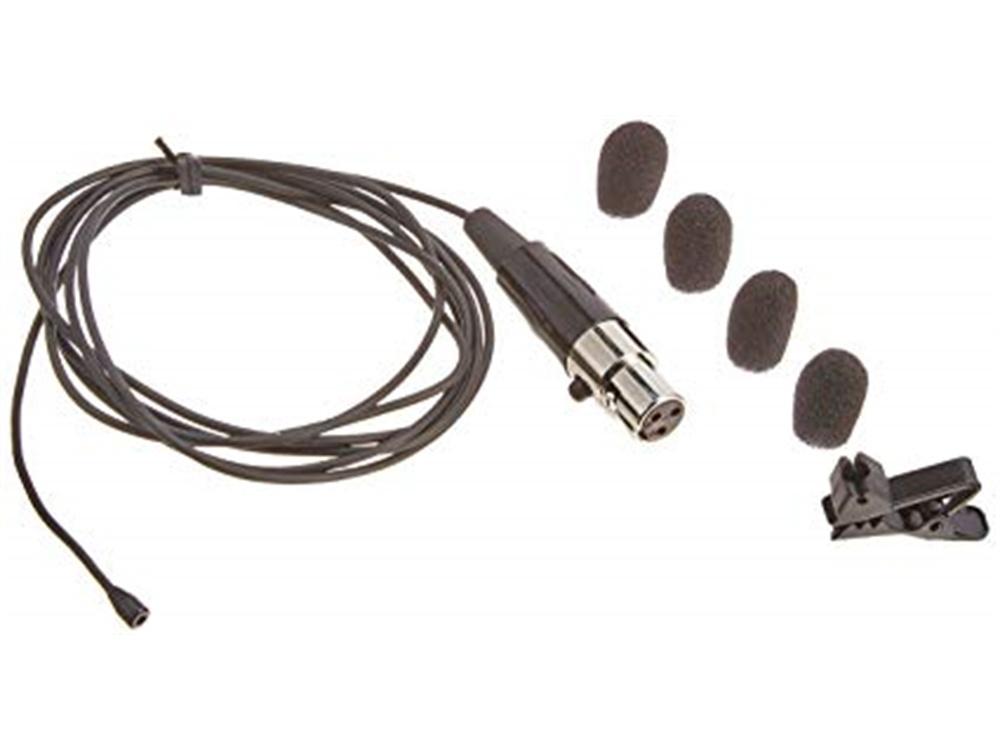 Samson LM10BX Omnidirectional Lavalier Microphone