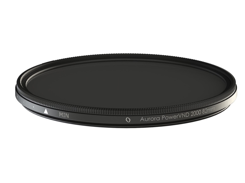 Aurora-Aperture PowerXND-II 2000 62mm Variable Neutral Density Filter