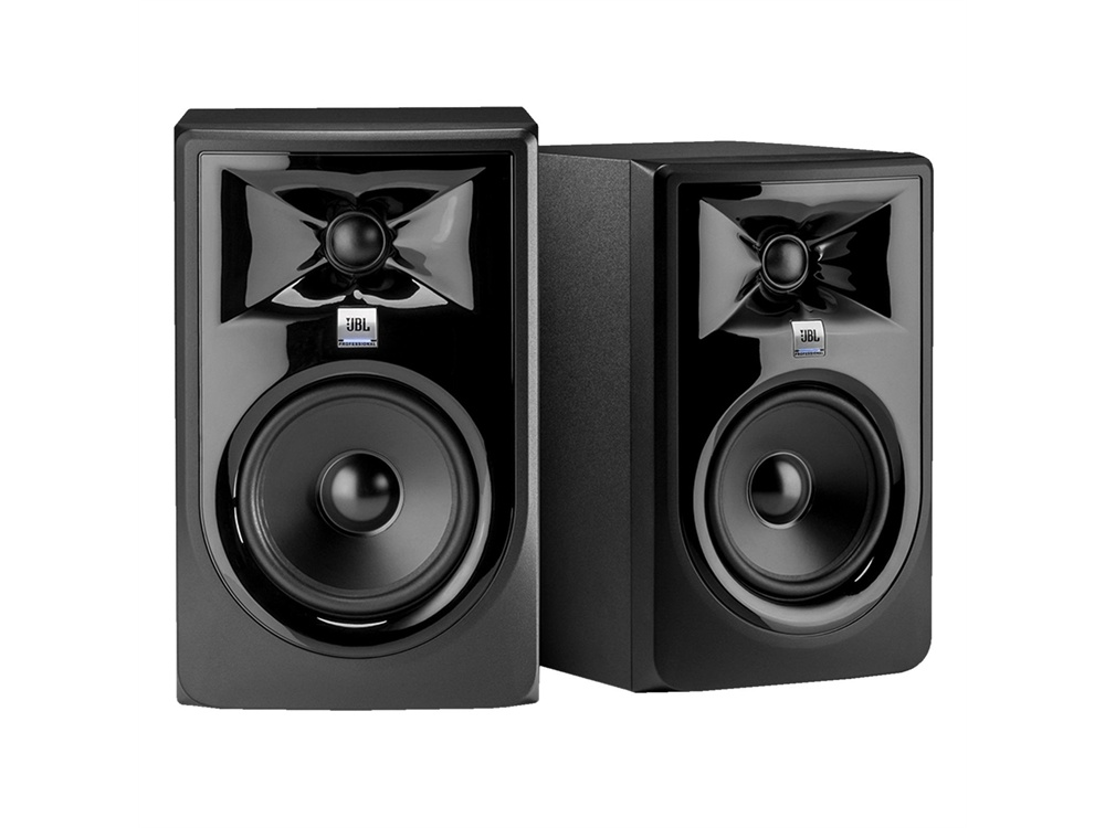 jbl 306pmkii 2 way powered studio monitor pair nz. Black Bedroom Furniture Sets. Home Design Ideas