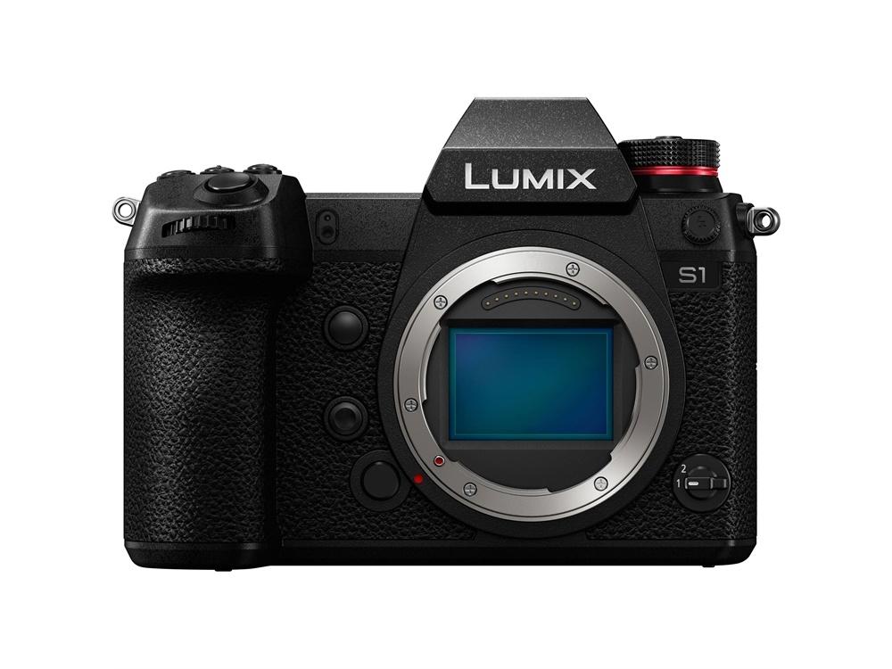 Panasonic Lumix S1 Mirrorless Digital Camera (Body Only)