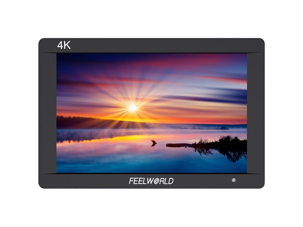"""FeelWorld F7S 7"""" IPS 4K On-Camera Monitor"""