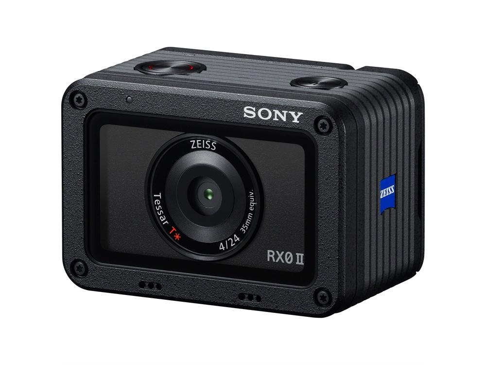 Sony RX0 II Digital Camera