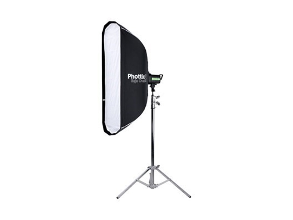 Phottix 50x120cm Raja Oval Quick Folding Softbox