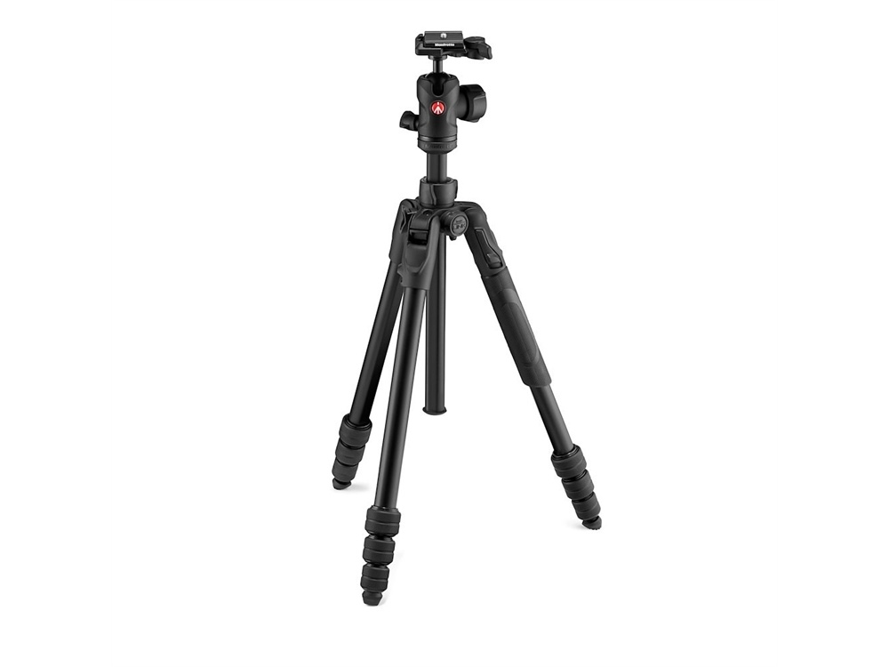 Manfrotto Befree Advanced Nerissimo Travel Tripod twist