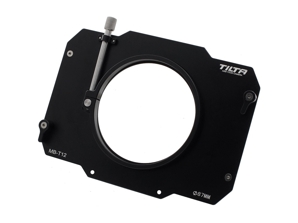 Tilta 87mm Clamp-On Adapter for MB-T12 Matte Box