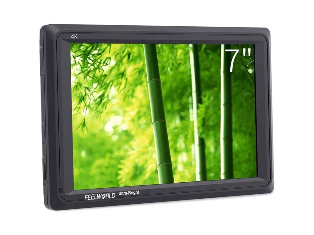 """Feelworld FW279 7"""" 2200nit On-Camera Field Monitor"""