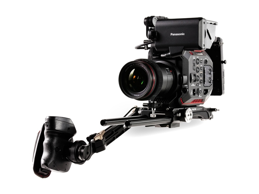 Tilta Camera Cage for Panasonic EVA1 with V-Mount Battery Plate