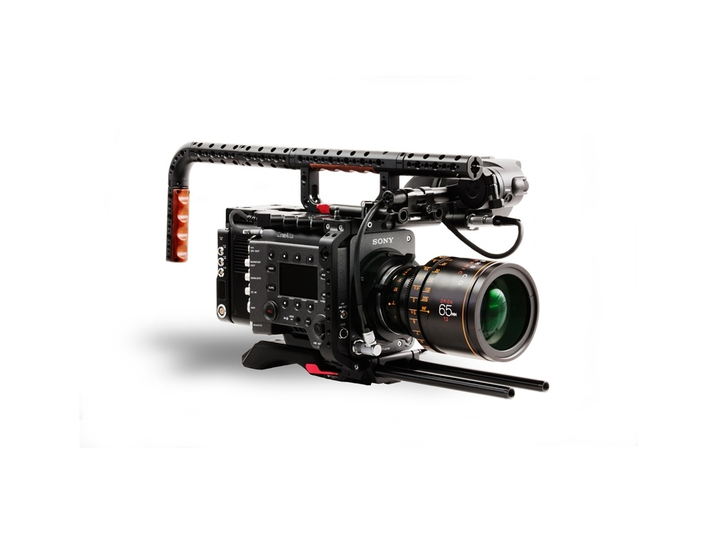 Tilta Camera Cage for Sony Venice with Gold Mount Battery Plate