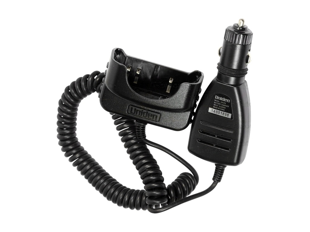 Uniden CK078 Cigarette Lighter Power Charger
