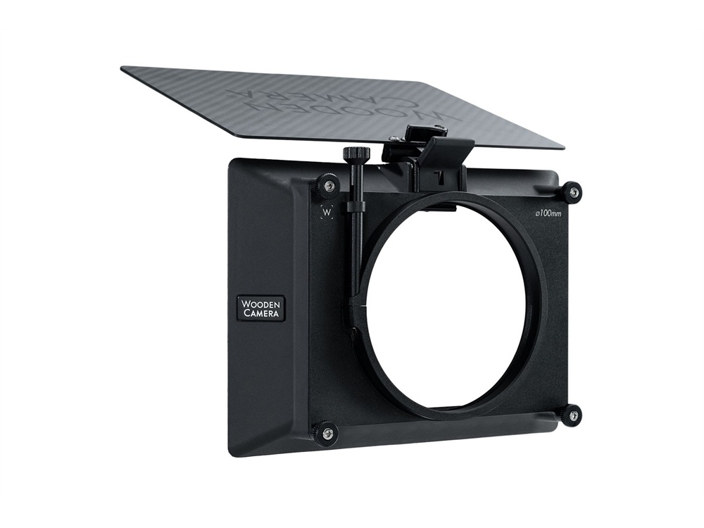 Wooden Camera 100mm Clamp On 4x5.65 Zip Box Pro