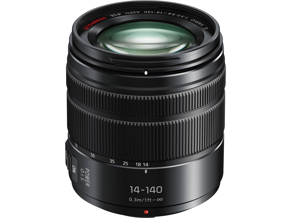 Panasonic Lumix G 14-140mm f/3.5-5.6II ASPH. POWER O.I.S. Lens
